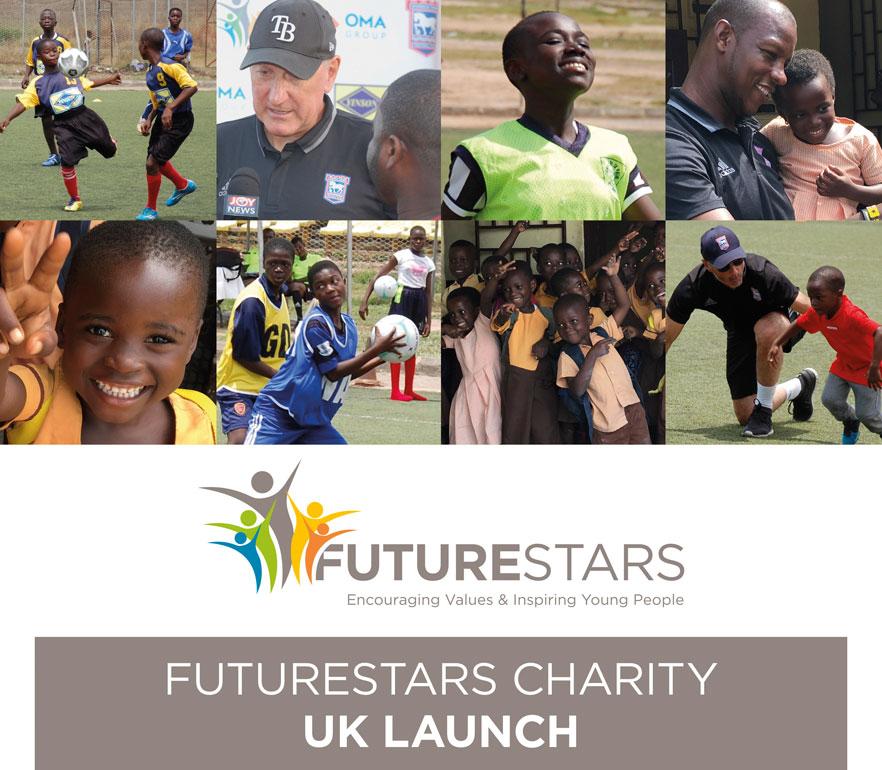 Futurestars UK launch on Jan 25th