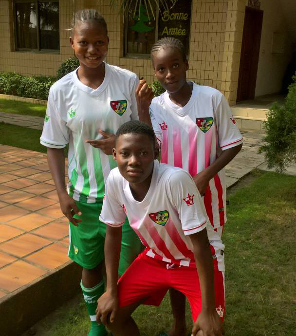 Futurestars girls selected for National Team training