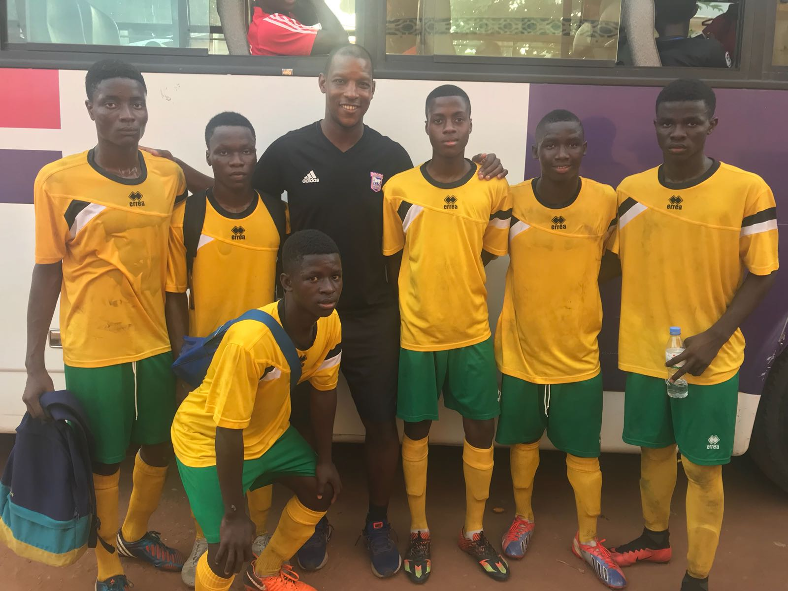 Togo boys selected for National Team