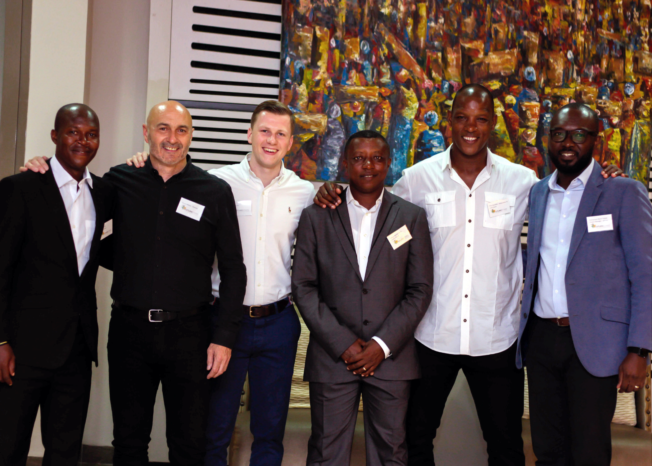 Futurestars Ghana Launch