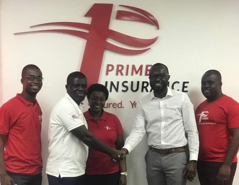 Prime Insurance become Futurestars Partner