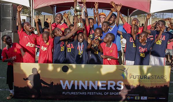Futurestars Festival of Sports – Tema 2018