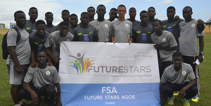 Futurestars Festival of Sport – Lomé 2018