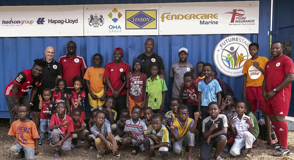 Kit Distribution in Ghana & Togo