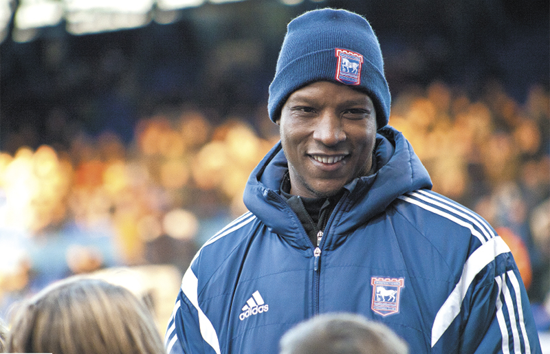 Interview with Titus Bramble – Ipswich Town FC Match Day Programme